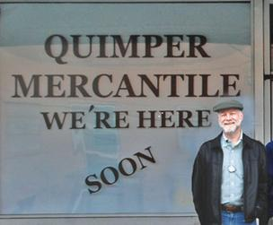 Peter Quinn oversaw a direct public offering in Port Townsend.