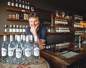 Christian Krogstad's bet on the spirits market a decade ago is now starting to pay off for House Spirits.