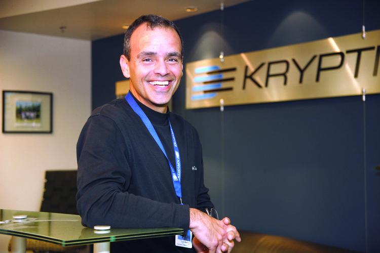 Kryptiq Corp. CEO Luis Machuca said the company's acquisition by Surescripts LLC will help it better accomplish its task of building a national healthcare communication network.