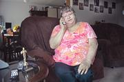 Widow Loretta Hupp applied for an online payday loan after a family member ran into legal trouble.