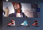 Adidas' lifestyle products brand is grabbing market share from other athletic apparel companies.
