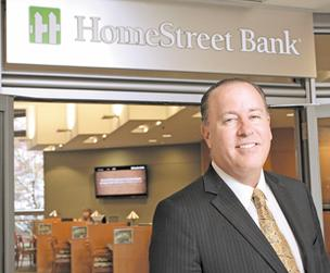 HomeStreet CEO Mark Mason is leading the bank's aggressive expansion.