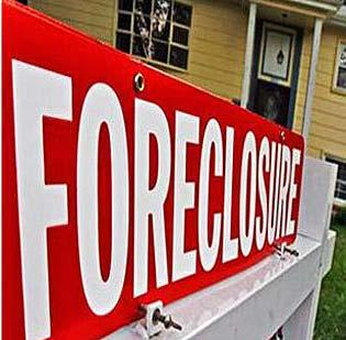 Sacramento homeowners received foreclosure notices at nearly three times the rate as the rest of the nation, according to a mid-year report.
