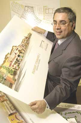 City National Bank of Los Angeles won an $8.5 million judgement against Abe Alizadeh for money owed after his Jack in the Box restaurants were put into bankruptcy reorganization and sold.