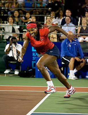 Serena Williams recently sold a 5-bedroom house in Palm Beach Gardens.