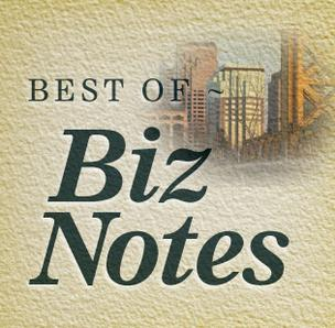 Best of Biz Notes For the Record Sacramento Business Journal