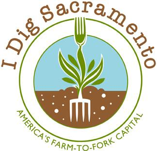'Farm to Fork' is the tagline for an effort to promote the Sacramento region's role as a producer of food.
