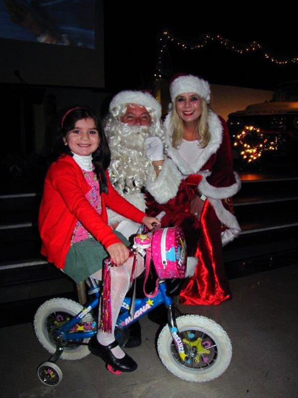 EMQ Families First hosted a Foster Santa party recently at the California Automobile Museum for more than 200 under-served kids.