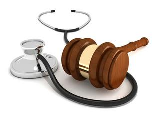 health care reform challenge gavel stethoscope