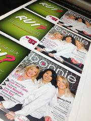 Bonnie Magazine is launching in print.The magazine focuses on inspiring women in the Sacramento region.