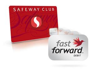 Safeway Fast Forward program