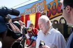 Tower Records founder, mayor share memories of music store