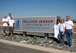 William Jessup University Give:24 campaign from 2011