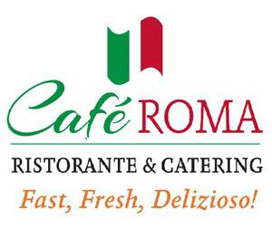 Café Roma Ristorante & Catering has doubled its space and has added a happy hour. It also added table service.