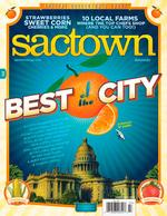 Sactown cover has readers itching for more