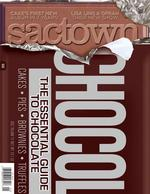 Sactown's delicious cover competes with big magazines