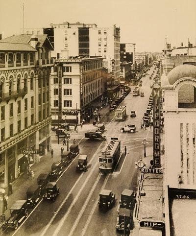 """The """"Kay Street"""" name evokes a term commonly used generations ago, when K Street was a bustling place."""