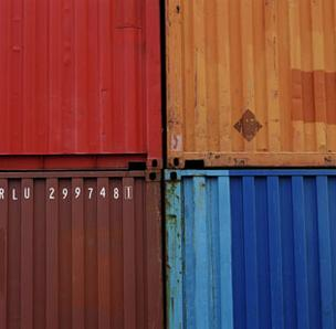Sacramento exports Brookings Institution report cargo containers
