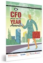 CFO of the Year Awards 2012