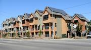La Valentina Northblends into the Craftsman style of the surrounding neighborhood, even with its solar panels.