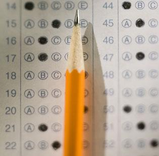 Each section of the SAT (critical reading, mathematics and writing) is scored on a 200- to 800-point scale, for a possible total score of 2400.