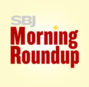 Morning Roundup logo