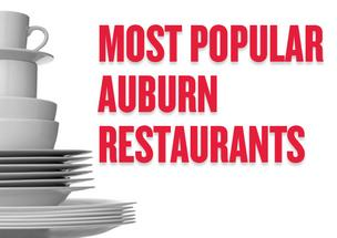 Quirky homegrown eateries do best in Auburn.