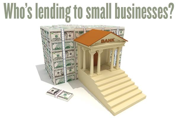 A survey from SNL Financial found that large banks still lead the small business lending activity among financial institutions.