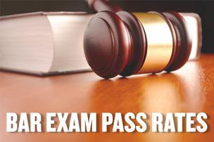 California bar exam pass rates