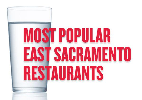 The most popular restaurants in East Sacramento, as chosen by users of two prominent social media review sites, tend to be inexpensive and quirky.
