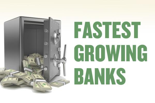 Fastest-growing banks in the Sacramento metro area include a mix of locally-based institutions, big national banks and regional banks with a presence here.Annual FDIC figures show that insured bank deposits in the Sacramento metro area grew 6 percent during the year ended June 30.
