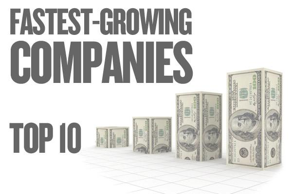 If the Sacramento Business Journal's annual list of fastest-growing companies is any guide, the region is poised for a strong economic comeback. With two-year growth rates ranging from 29 percent to 632 percent, the top companies far outpaced those from 2011, which saw growth ranging from 8 percent to 325 percent.