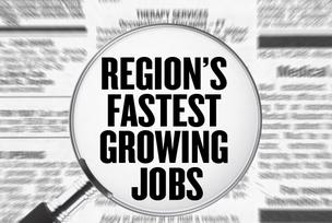 Sacramento region's fastest growing jobs