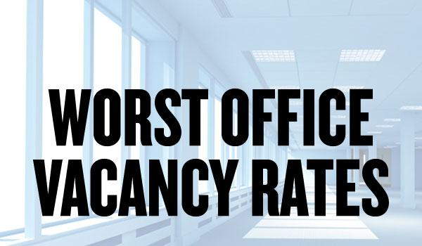 While brokers see reasons for optimism in first-quarter office leasing figures, vacancy rates are not yet turning around. Overall, the Sacramento market office vacancy rate was 23.7 percent, according to figures compiled by Cornish & Carey Commercial Newmark Knight Frank.