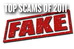 Top scams of 2011 Better Business Bureau