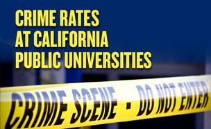 College campus crime statistics