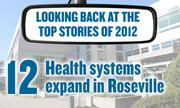 No. 12 -- In April, Dignity Health announced it would move 250 back-office jobs to Roseville. In October, Sutter Health announced it was consolidating 1,000 jobs in a new shared-services center in Roseville. And in November, Adventist Health said it would add a second building to its Roseville regional headquarters.