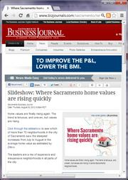 No. 12 -- Where Sacramento home values are rising quickly, by neighborhood (August)