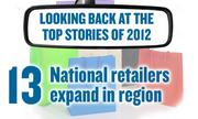 No. 13 -- Several national retailers, taking advantage of a glut of cheap real estate, expanded or entered the Sacramento market in 2012. Among them were grocery chains Fresh Market, Fresh & Easy Neighborhood Markets and Sprouts. Other retailers included Hobby Lobby and Total Wine & More.