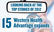 No. 15 -- Sacramento's home-grown health insurer, Western Health Advantage, announced in September it would expand into several North Bay Area counties in a bid to grow as the health insurance market expands dramatically with federal health care reform.