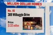 No. 16. 389 Wilhaggin Drive, with an asking price of $1.325 million. The 4,600-square-foot house was built in 1965 and has 5 bedrooms and 3 bathrooms. It sits on a property of 0.33 acres. The listing, first posted on Oct. 23, 2012, is here.