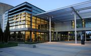 The entire UC Davis Comprehensive Cancer Center now comprises 110,000 square feet of space and provides care for about 10,000 adult and pediatric patients. Because of space limitations, child cancer patients had been seen in another building several blocks away on the Sacramento medical center campus. The new center has an entire floor dedicated to pediatrics.