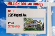 No. 19. 2515 Capitol Ave., with an asking price of $1.200 million. The 4,300-square-foot house was built in 1912 and has 4 bedrooms and 5 bathrooms. It sits on a property of 0.18 acres. The listing, first posted on Aug. 20, 2012, is here.