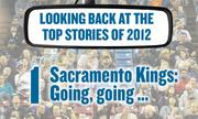 No. 1 --Wooed by Orange County, the owners of Sacramento's NBA team said they needed a new arena to stay in town. In response, civic and business leaders launched an all-hands-on-deck campaign to plan and finance a venue in the downtown Railyard area. But the team rejected the deal last spring and now is apparently in talks with other cities, including Virginia Beach.