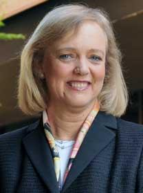 HP CEO Meg Whitman says that neither board members like her nor the company's accountants could have detected the fraud alleged now at Autonomy back when her company agreed to pay more than $10 billion for it. It only came to light after a whistle-blower reportedly came forward.