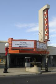 Plumas Street in Yuba City is home to Sutter Theatre. The city, which hired its first economic development director three years ago, wants to support and expand the existing job base and attract new businesses in ag-related fields.