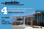 The California Independent System Operator, which manages the state's energy grid, got a new headquarters and operating center at 250 Outcropping Way, Folsom. The construction cost was $118 million and the project was completed in January 2011.