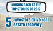 No. 5 -- The Sacramento economy lagged much of the state in pulling out of the downturn, but 2012 was the year that the home market sprung back to life. Driven by investors, existing-home sales rose sharply. And new-home sales, driven in part by a shortage of existing homes, also jumped. The market has a long way to go before reaching levels seen before the crash, but it is beginning to look a little more normal.