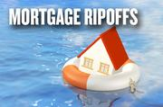 MORTGAGE RIPOFFS: People struggling to pay their house payments in this rough economy are particularly vulnerable to offers of mortgage relief. The federal and state governments are offering ways to provide homeowners help, but fake websites are popping up purporting to offer assistance too. Some may sound official or connected to some nonprofit organization, even the Better Business Bureau. But the kicker is that organizations offering mortgage help don't ask for fees upfront, especially for help they can get for free.