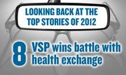 No. 8 -- In a sign of how important the new state health exchange is for local companies, nonprofit vision insurance giant VSP suggested in August that it would leave California if the exchange didn't allow standalone plans to compete for consumers seeking individual policies through the state. The exchange backed down in October.